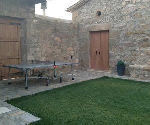 Mesa Ping Pong Casa Rural la Torra de Ribelles